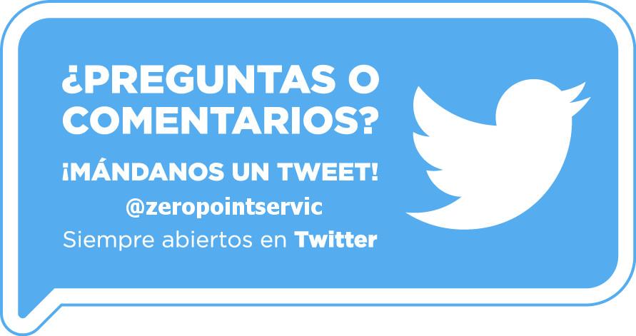Pegatina twitter